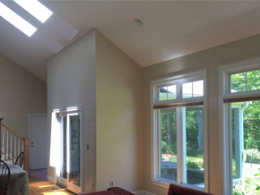 interior-residential-painter-high-ceilings-weymouth-ma